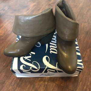 Lucky Brand Ethan Boots - Brown